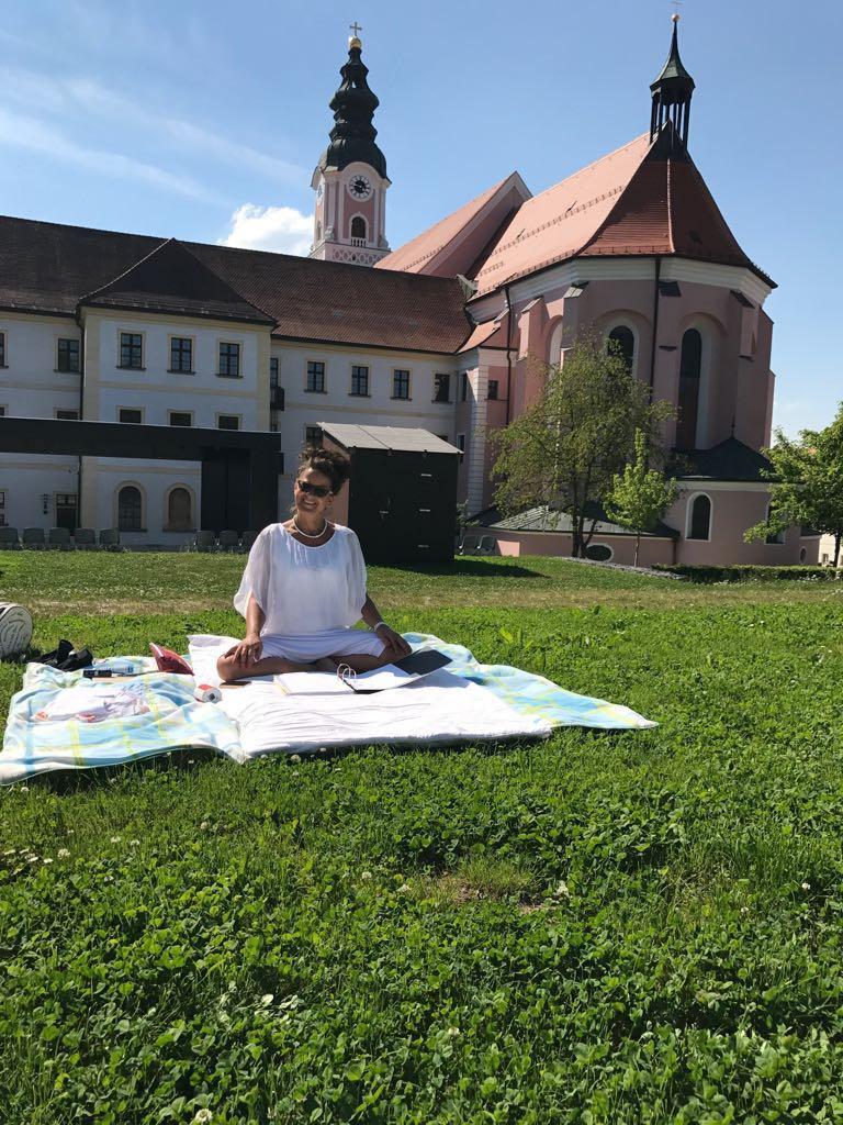 Yoga & Stille im Kloster