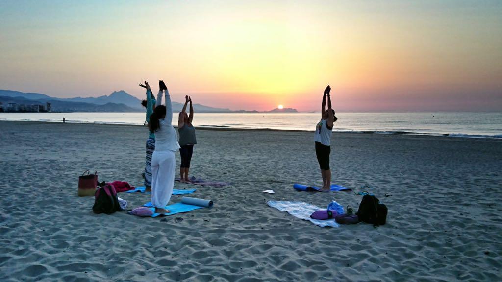 Yoga in Alicante/Spanien